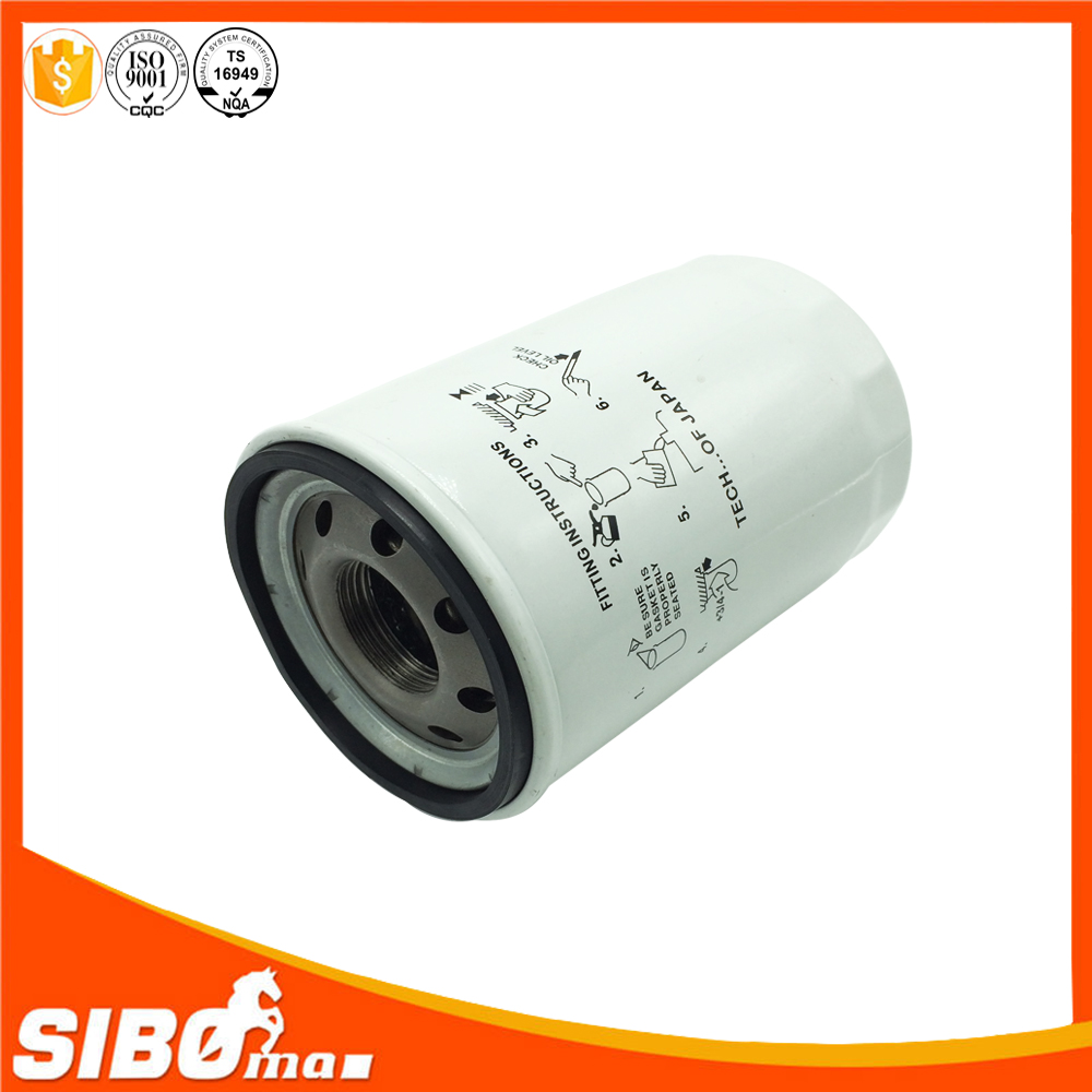 With ISO 9001 TS16949 certification filter systems lubricated high efficiency oil filters 15601-89102 15607-1780