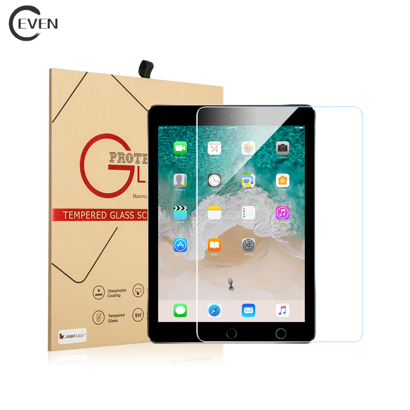 China Supplier 9H Screen Protector For IPad mini 2 3 4 Tablet Tempered Glass Film