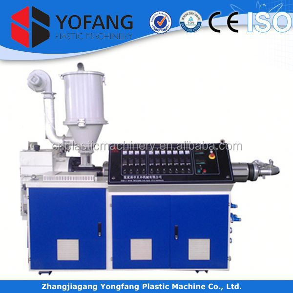 single screw extruder/pellets extruder machine