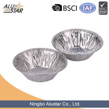 Proper price top quality used for aluminium foil containers that cake,round shape aluminum foil container,aluminum foil containe