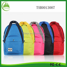 2014 China Fashion Wholesale Latest High School Backpack