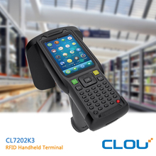 CLOU 2016 Android 5.1 3G WIFI GPRS barcode scanner inventory pda