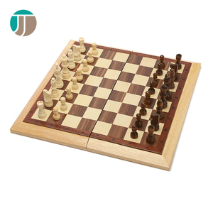 Deluxe Large Chess Game Wooden Chess Sets