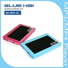 Top Quality Players Touch Screen Mp3 Mp4 Mp5 Player with Long Battery Life