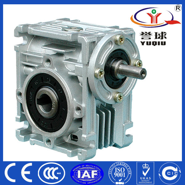 Gearbox high ratio