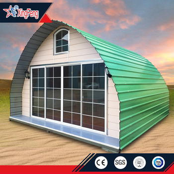 ready made house log cabin kits/shopping modular arched homes/geodesic domes prefab houses made in china