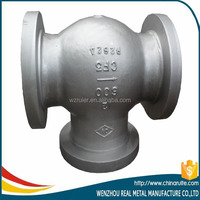 Good Quality Cast steel Gate Valve casting