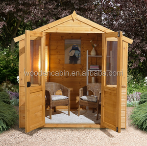 Best sell good quality wood garden storage shed