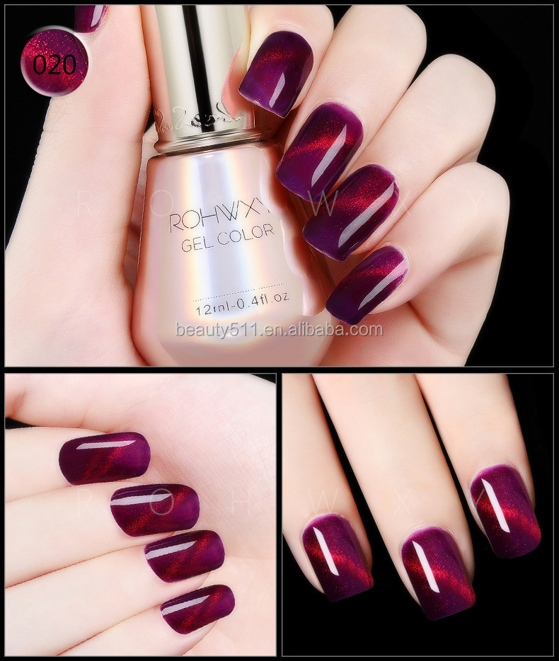 24colors Fashion Manicure shop Persistent Phototherapy Gel Gradient Nail Polish