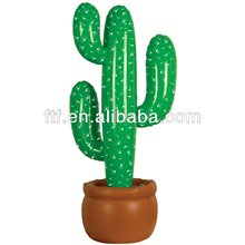 30 inches high Advertising Inflatable cactus for promotion