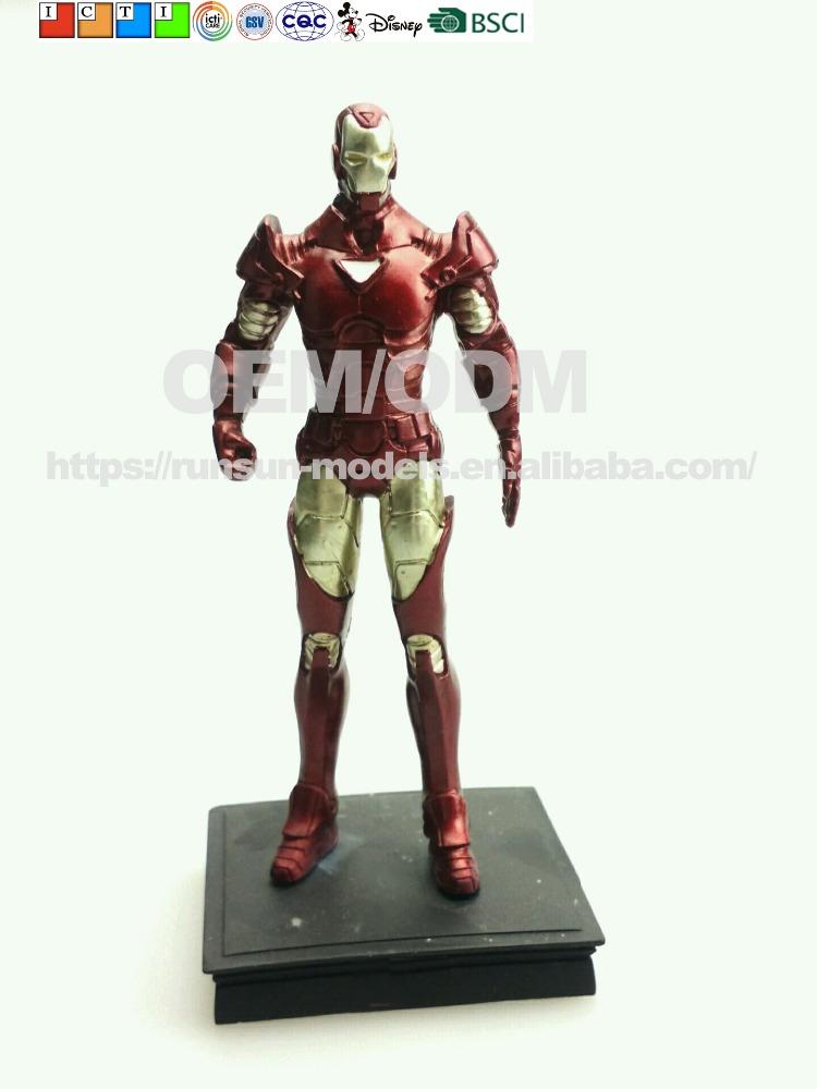 Wholesale 12CMS Iron powder Polyresin Ant-man miniature figure ...