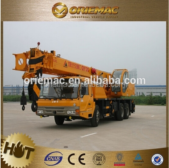 China famous brand N.Traffic QY35G 35ton small japanese brand new truck lift crane
