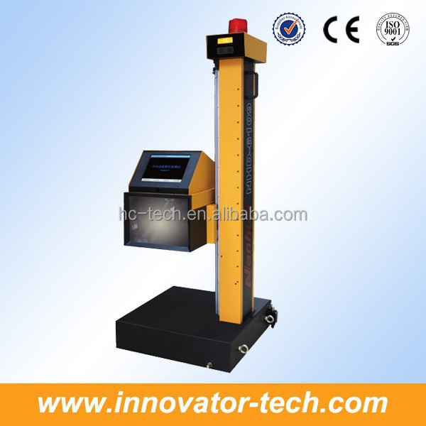 vehicle automatic headlight beam tester with CE