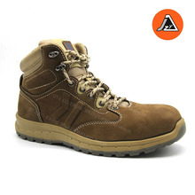 brand sport genuine leather breathable safety shoes make in china item #2101S2