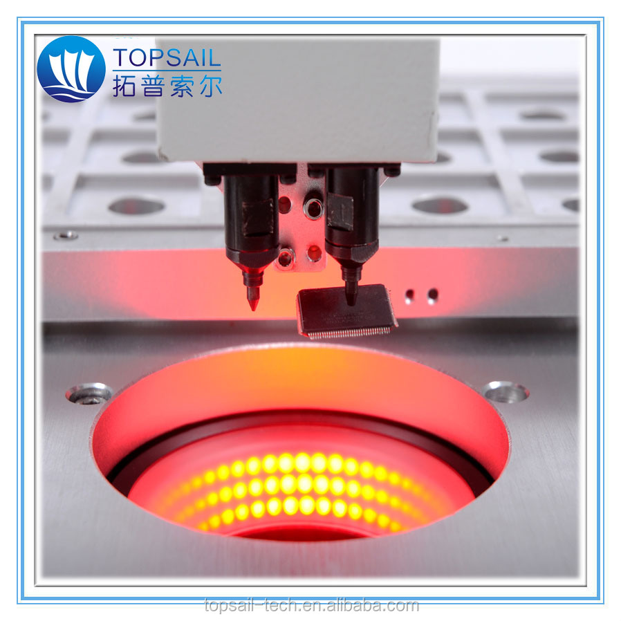 Topsail desktop automatic smt pick and place machine made in China