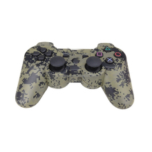 Cheap Camouflage Camo Wireless Game Controller Bluetooth Gamepad for Sony PS3 Controller Playstation 3 Dualshock joystick