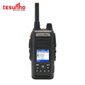 Tesunho TH-388 GSM two way radio walkie talkie with sim card with SOS