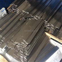 Low price in China 201 stainless steel flat bar weight
