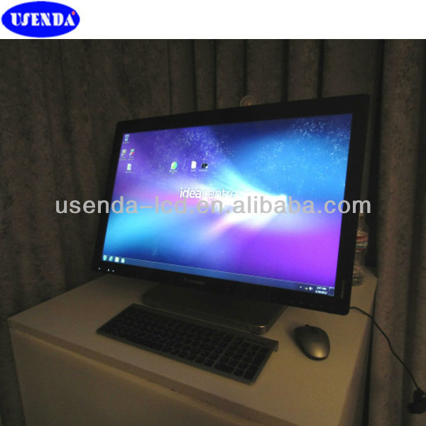 22 32 42 inch led all in one pc desktop computer or wall mounted