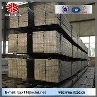 China alibaba Mild steel hot rolled flat pack bar