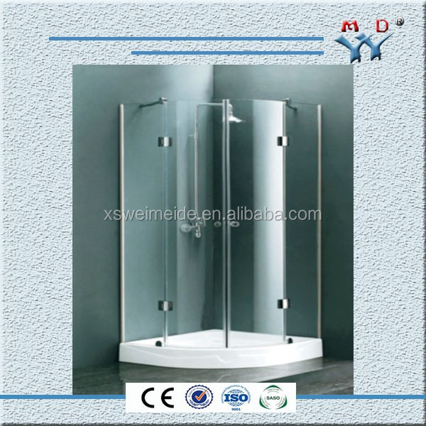 hinge door screen corner shower cabin(WMD-2322)