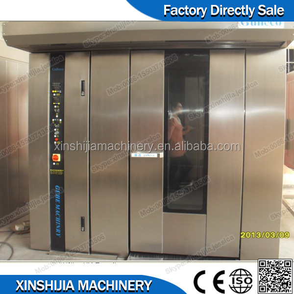 32 Tray with Cart Used Bread Toast Cookie Biscuit Roasting Oven