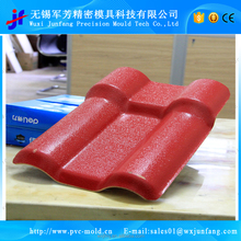 PVC Gazing Roofing Tile Sheet Forming Mould