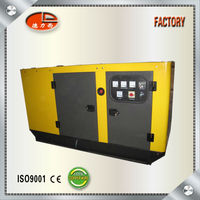 Chinese Electric Generators Power 30Kva(CE Approval)