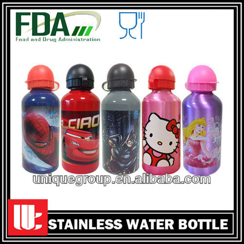Various Colors Available Aluminium Drinking Protein Shaker Bottle