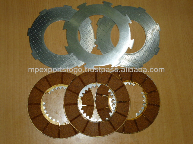 Original Clutch Plates for three wheelers