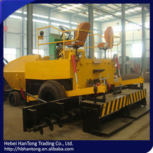 Paving Thickness 10 to 120mm and Paving Width 2150 to 6000mm asphalt concrete paver