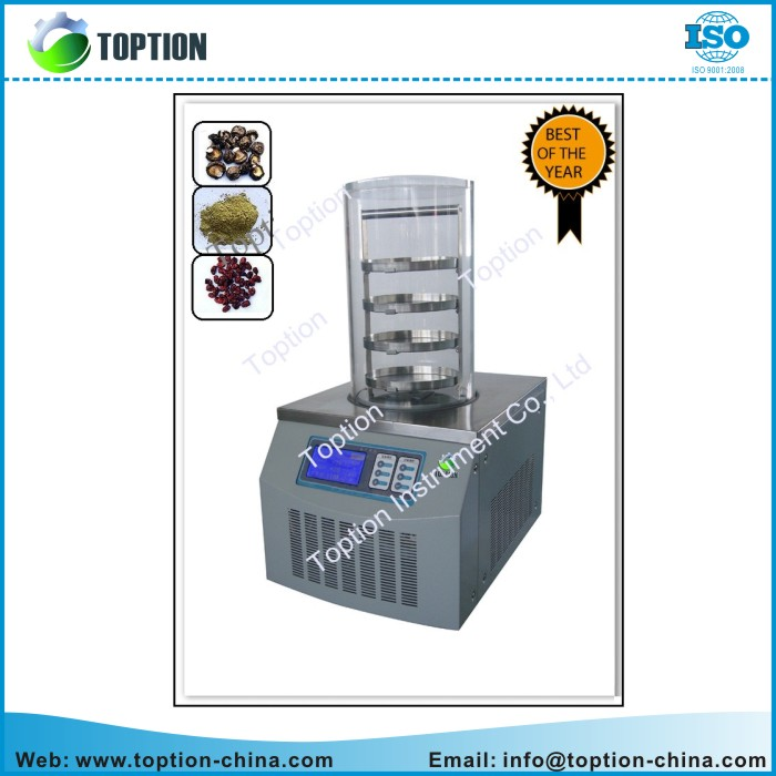 Toption Home used Mini freeze drying machine for sea cucumber TOPT-10A