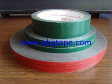 Customer's printing of double siede foam tape, PE, EVA, EPDM, PU foam backing