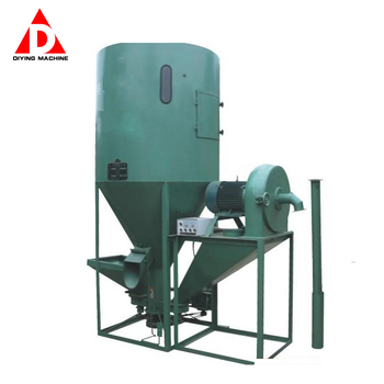 Multifunctional Animal Poultry Chicken Pig Cattle Sheep Pig Duck Horse Feed Powder Milling Grinder Mixer Mixing Making Machine