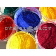 High quality fluorescent pigment for paint/plastic/ink/coating