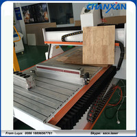 discount price!!acrylic mdf wood cnc router engraving and cutting machine skype szcx.laser
