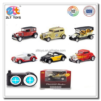 1:48 Antique Cars 5CH Mini RC Classic Cars