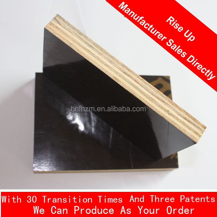 Black,Brown,Red Color Film Faced Plywood / Marine Plywood / Pine Plywood