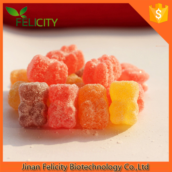 HALAL certified vitamins gummy bear wholesaler