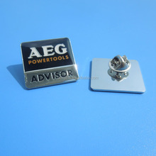 Custom advisor collar pin metal promotional gifts