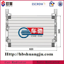 Parallel Flow Car Ac Condenser