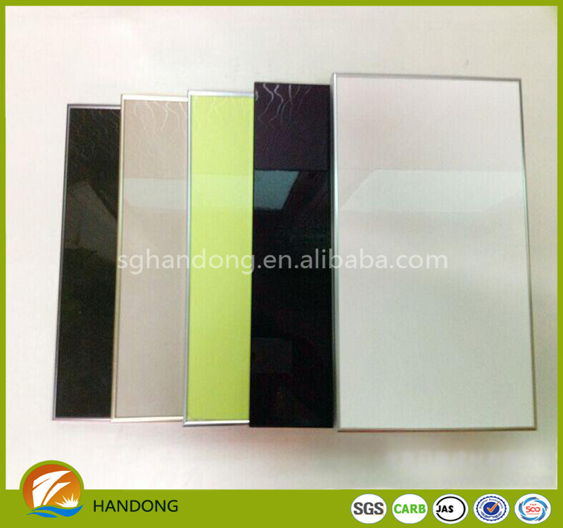 uv coated MDF board 1220*2440*18mm