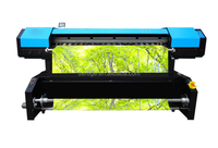 Sublimation Printer with Refillable Ink System Wide Format sublimation ink