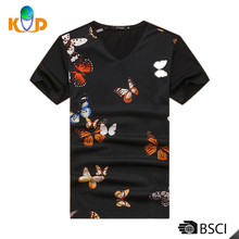 OEM Service breathable O-neck men t shirt wholesale china