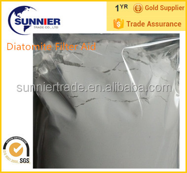 Powder Diatomite Filter Aid