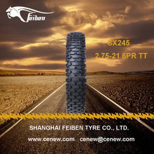 China Motocross Tire2.75-21 Motorcycle Tire Off Road Tire For sale