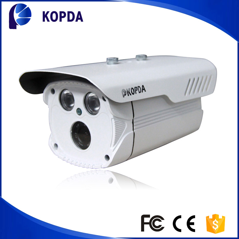Auto gain control 720p infrared 1.0 mp cmos ahd cctv camera