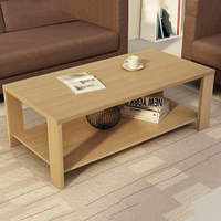 Chinese cheaper standard size small tea table price