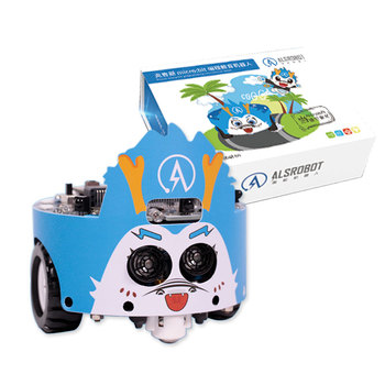 microbit Cruise Intelligent Programming STEM Education 2WD Robot