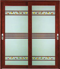 european style top hung sliding stacking doors